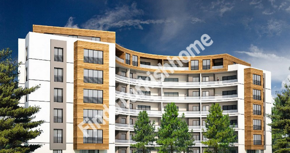 appartement a bursa mudanya