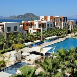 Seafront property in Bodrum Turkey
