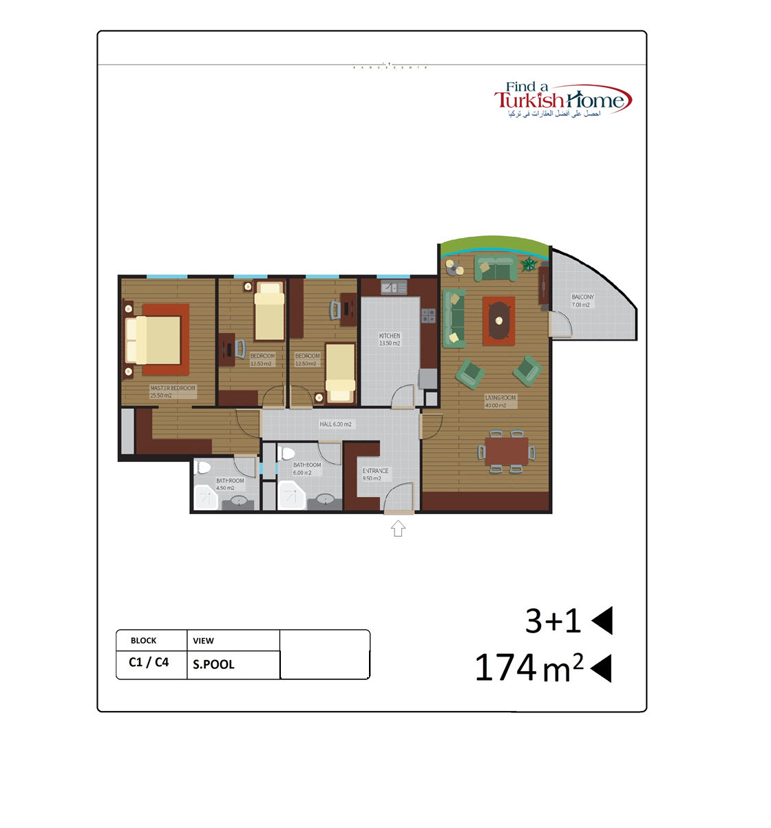 Appartment Istanbul a Vendre (10)