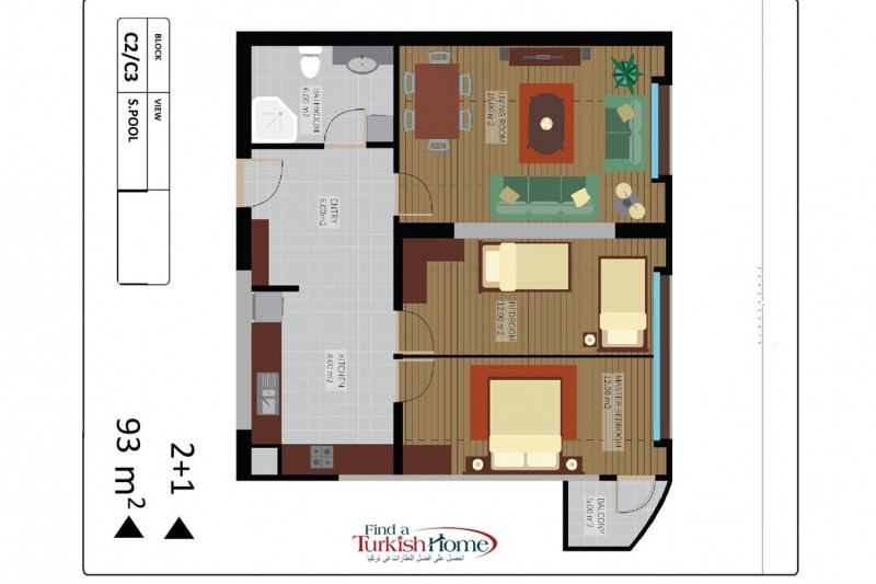Appartment Istanbul a Vendre (9)