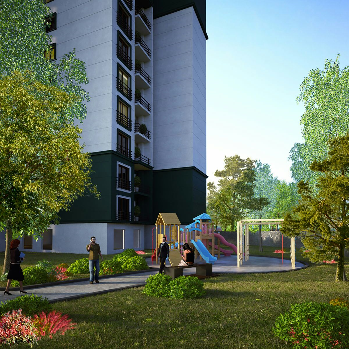 Residence Green a Vendre a Istanbul (4)