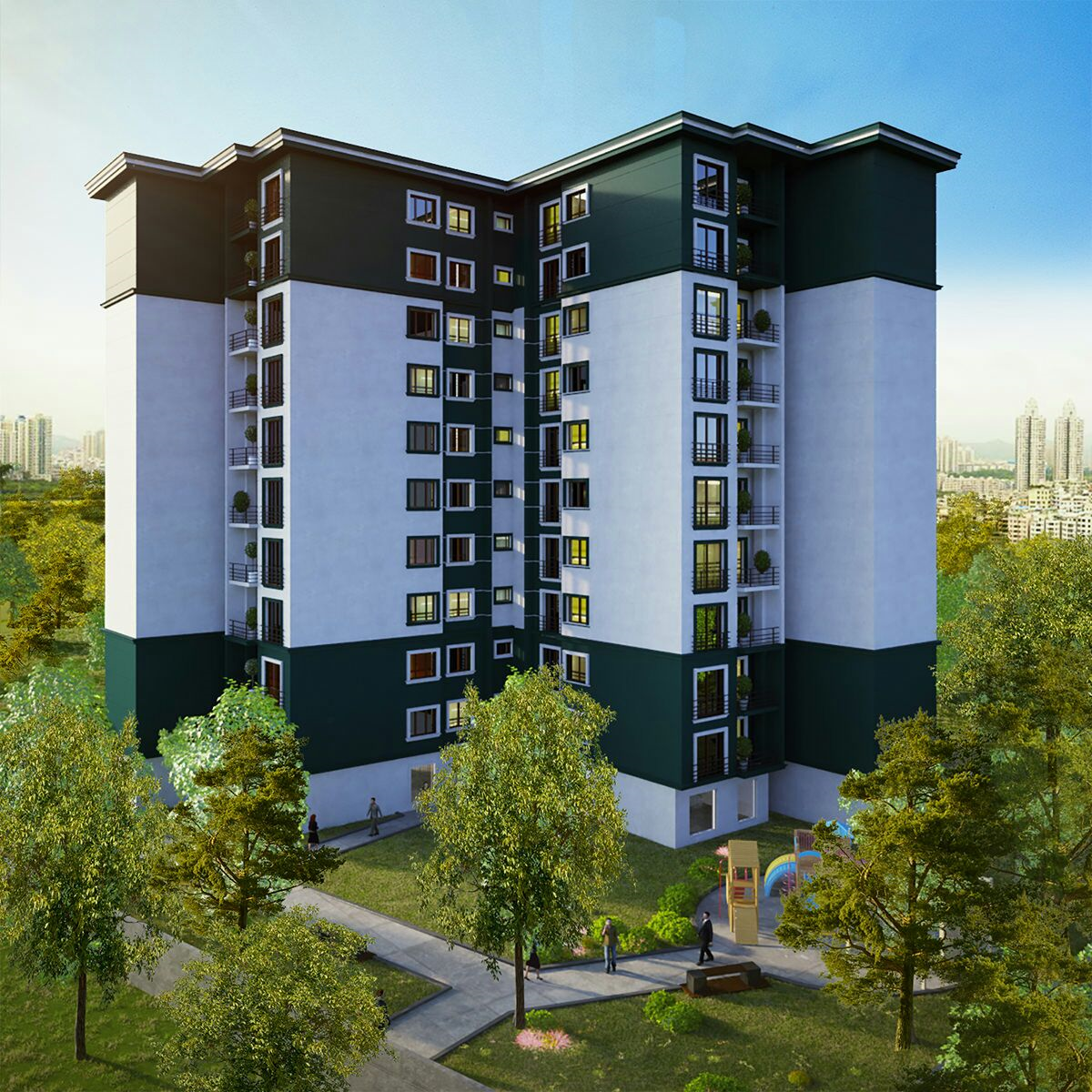 Residence Green a Vendre a Istanbul (5)
