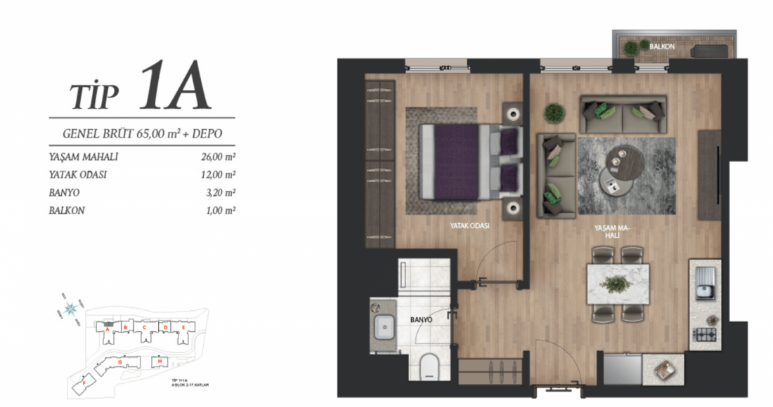 Residence a Vendre a Istanbul (9)