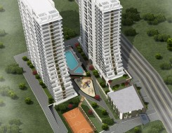 Residence de Luxe a Vendre a Istanbul (1)